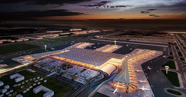 فوائد مطار اسطنبول الثالث الجديد