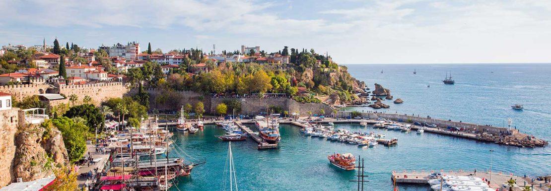 انطاليا رائدة السياحه في تركيا