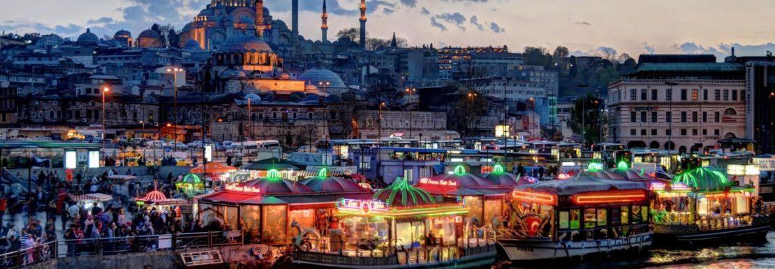 قطاع السياحة التركي