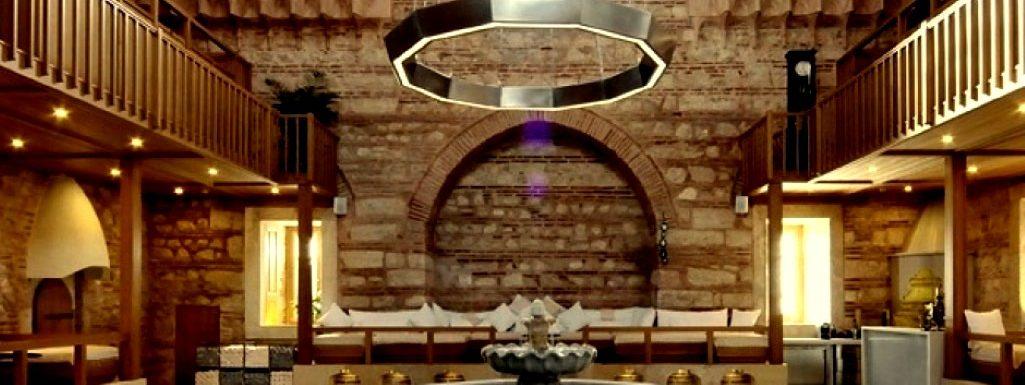 الحمامات التاريخية في اسطنبول