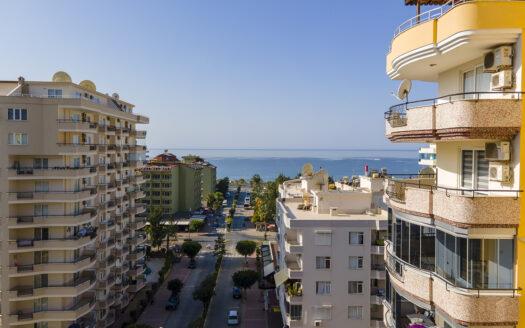 شقة مفروشة بالقرب من البحر