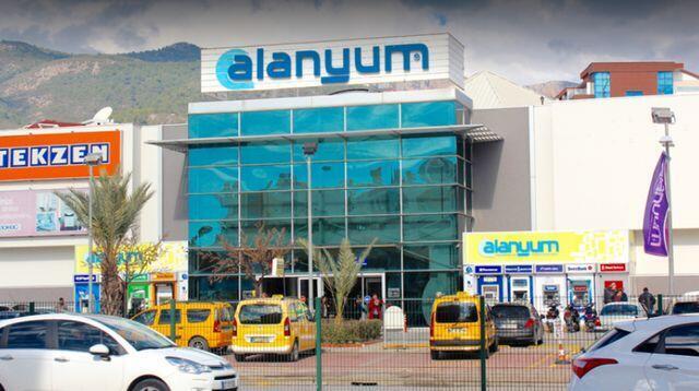 اشهر الاسواق في مدينة الانيا التركية